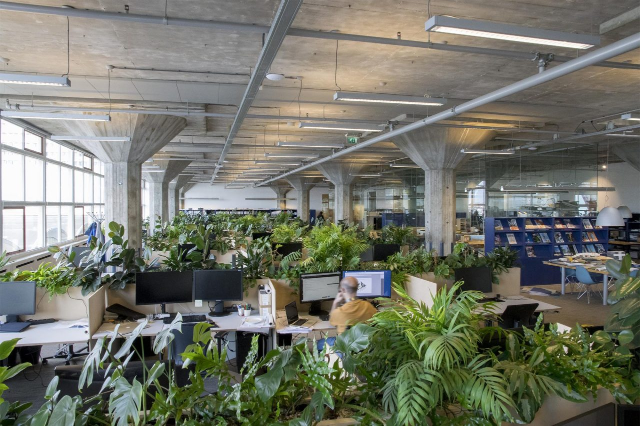 GAF kantoor Rotterdam